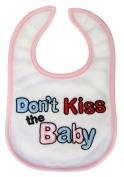 Baby bib - DKTB Pink Original Bib