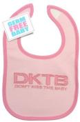 Baby bib - DKTB Pink Bib