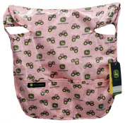 John Deere Coated Bib, Toddler Girl