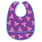 Crocodile Creek Butterflies Baby Bib