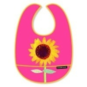 Crocodile Creek Sunflower Baby Bib