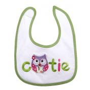 Ganz Baby Cutie Owl Bib