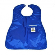 Slide Bib in Royal Blue