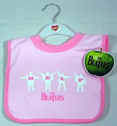 The Beatles Help Baby Bib
