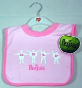 The Beatles Help Baby Bib