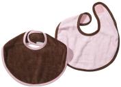 Chic Girl Baby Bibs Gift Set