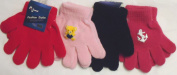 Sj.020, Set of Four Pairs One Size Magic Gloves for Infants and Toddlers Ages 1-4 Years