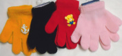 Sj.017, Set of Four Pairs One Size Magic Gloves for Infants and Toddlers Ages 1-4 Years