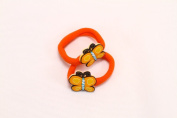 Keikihouse Hair Band - Yellow Butterfly