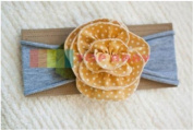 Flower Headband for Baby / Toddler