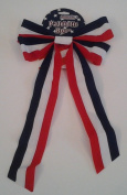 Red, White & Blue Patriotic Bow