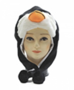 'Hat-imals' Penquin Plush Winter Hat