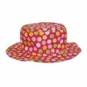 Cuddlbee Whh-105Lg Candy Dot Hat 12-24 Month