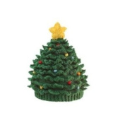San Diego Hat CHRISTMAS TREE Beanie Baby 0-6 Months