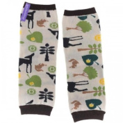 Baby Woodcutters Leg Warmers