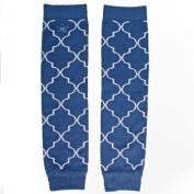 Morocco Indigo Leg Warmers