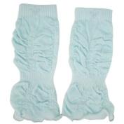 Baby Starlight Blue Legruffle Leg Wamers By Huggalugs