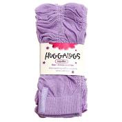 Huggalugs Baby Toddler Girls Lilac Leg Warmers