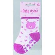 Girls 1st Birthday Socks Baby Keepsake