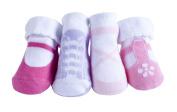JazzyToes Bamboo Newborn - Variety Girls for Newborns