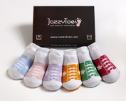 Jazzy Toes Baby Socks