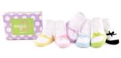 Trumpette Suzie Q's Infant Socks NEW ITEM