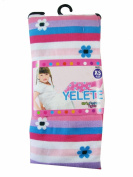 Yelete Girls Fashion Tights Leggings - Girls Leggings Stripes/Flowers -