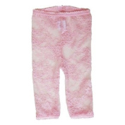 Lacy Leggings in Pink Size