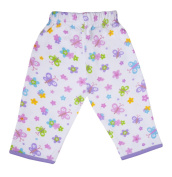 Funkoos Organic Pants (Butterfly Print)