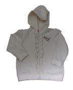 Osh Kosh Infant Girls Hooded Jacket Size 24mos