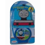 Thomas & Friends Body Wash and Bath Mit