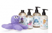 "My True Nature Squeaky Clean and ""Beary"" Soft Set, 40 Fluid Ounce"