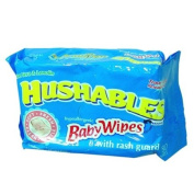 Hushable Baby Wipes 80ct
