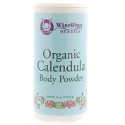 WiseWays Herbals - Calendula Body Powder 90ml - Body Care