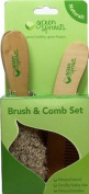 Green Sprouts 0270561 Comb and Brush Set - 2 Piece