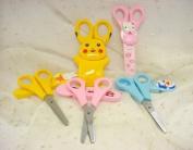 Mini Scissors - Yellow