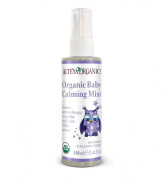 Alteya USDA Certified Organic Baby Calming Mist - With Organic Bulgarian Rose