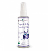 Alteya USDA Certified Organic Baby Calming Mist - With Organic Bulgarian Rose
