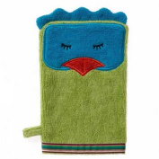 Breganwood Organics Rainforest Collection - Funny Bird Bath Mitt