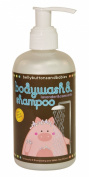 Belly Buttons and Babies Baby Body Wash, 240ml
