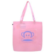 Paul Frank Core Julius Jelly Pink Big Tote Shoulder Bag
