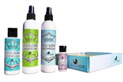 BuggyLOVE Organic Stroller Cleaning Kit