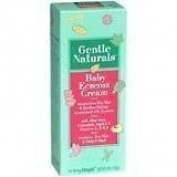 Gentle Naturals Baby Eczema Cream, Fragrance Free, 120ml