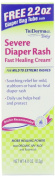 Severe Nappy Rash Fast Healing Cream, 120ml