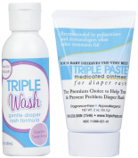 Summer Laboratories Triple Paste Nappy Rash Care Kit