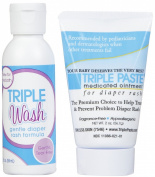 Summer Laboratories Triple Paste Nappy Rash Care Kit