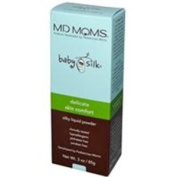 MD MOMS Baby Silk - Delicate Skin Comfort Silky Liquid Powder
