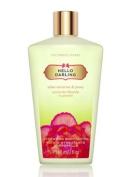 Victoria's Secret Hello Darling Body Lotion 8.4 Oz/250ml