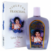 Violeta Francesa Splash Colonia Para Adultos Y Ninos