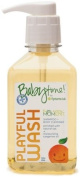 Episencial, Playful Wash, 2-in-1 Shampoo & Body Gel, Calendula, Oat, Thyme Oil, 20.6 fl oz